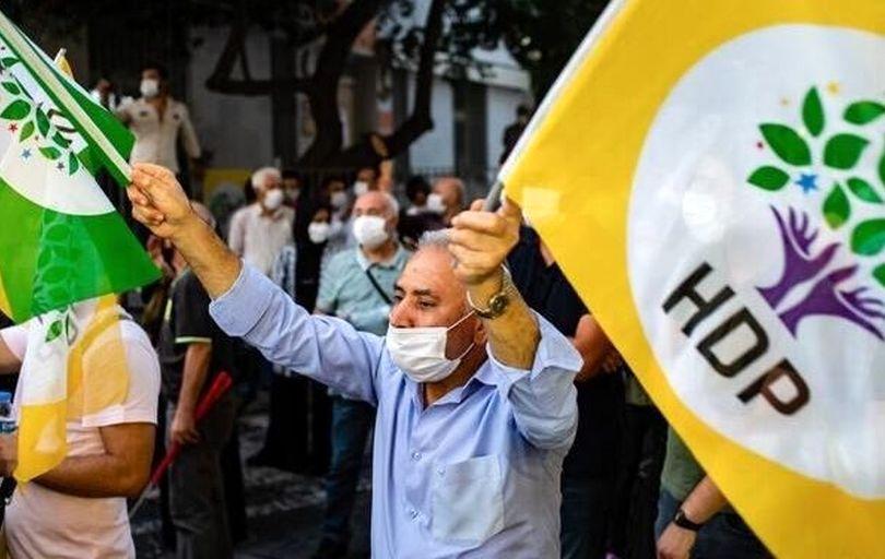 موافقت دادگاه قانون اساسی ترکیه با انحلال حزب دموکراتیک خلقها