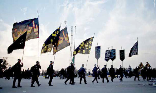 تهدیدات و تمهیدات پیادهروی اربعین امسال