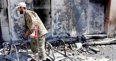 تبیین موضع کاخ سفید در ارتباط با لیبی