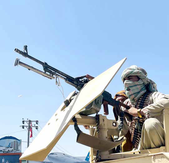واگذاری افغانستان به طالبان  و جهتدهی بحران به شرقآسیا