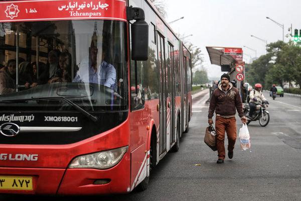 ساعت کار اتوبوس و مترو در تهران از شنبه به روال عادی بازمیگردد