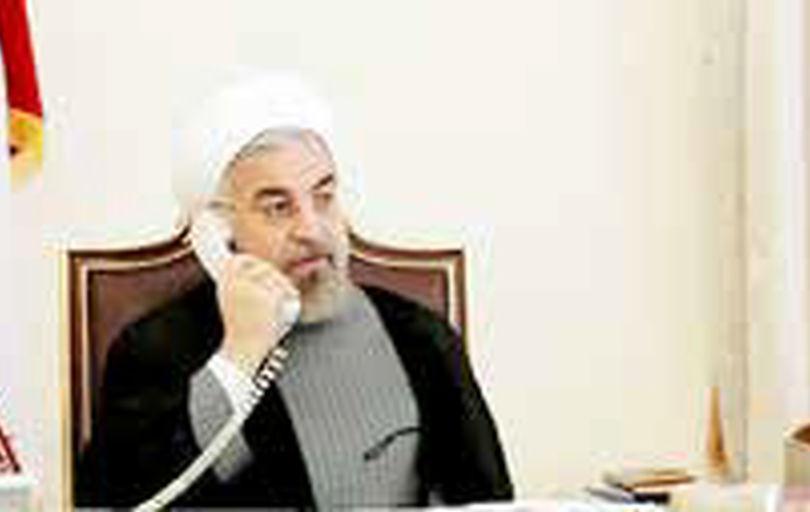 اولین گفتگوی روحانی و نخستوزیر تازه عراق