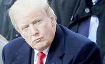 ترامپ: استیضاح در انتخابات به نفع من است