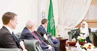 ادای احترام مقامات عربستان به قربانیان هولوکاست!