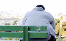 وضعیت نگرانکننده چاقی در کشور