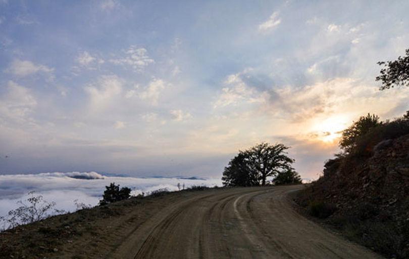 دراز نو: ییلاقی بر فراز ابرها