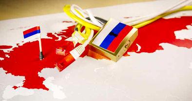 مسکو پرده آهنین دیجیتال میسازد؟