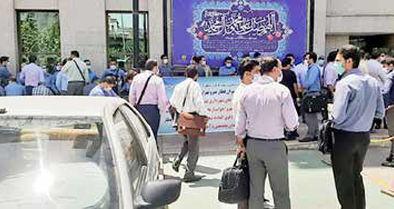 تجمع دوباره راهبران متروی تهران در اعتراض به عملی نشدن وعدهها