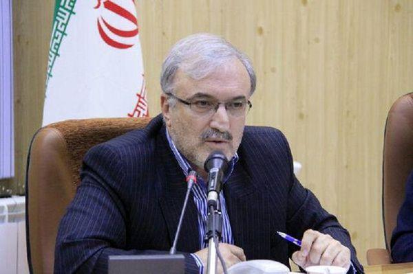 سعید نمکی وزیر بهداشت شد