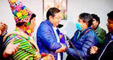 رئیسجمهور بولیوی: مورالس نقشی در دولتم ندارد