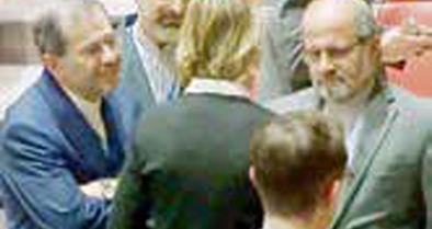 آوا؛ موضوع گفتگوی نمایندگان ایران و آمریکا در شورای امنیت