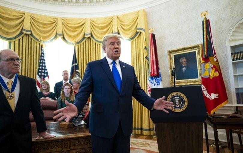 دستور ترامپ برای واکسن کرونا: اول مردم آمریکا بعد خارجیها!