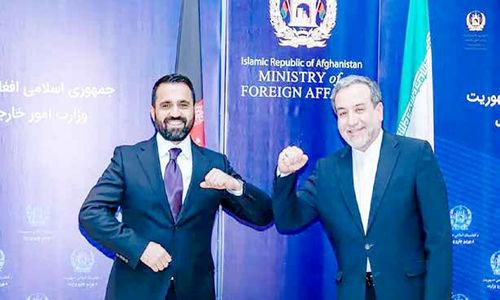 حرکت راهبردی تهران در شطرنج کابل