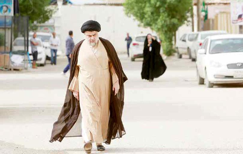 طرحریزی «مقتدی صدر» برای تسخیر پارلمان عراق