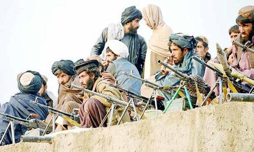 فرار؛ واکنش غرب به پیشروی طالبان