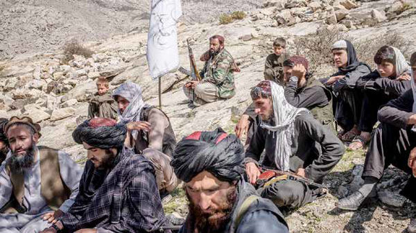 مجوز غربیها به طالبان برای اشغال ارگ