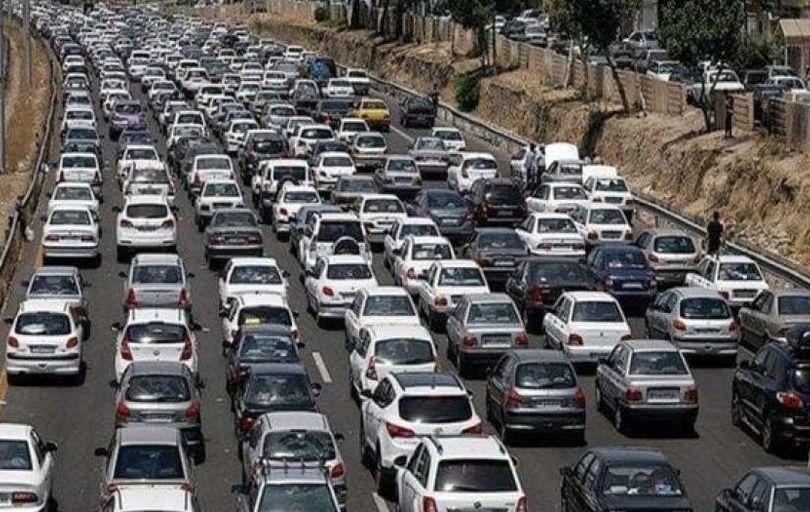 تهران و البرز، صدرنشین فهرست سفرهای جادهای هفته گذشته