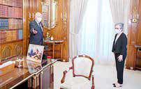 استاد زمینشناسی، اولین نخستوزیر  زن تونس شد