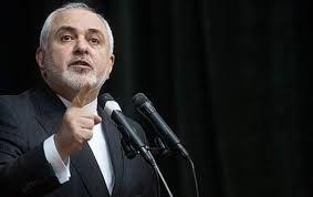 ظریف: ایران در کنار چین ایستاده است