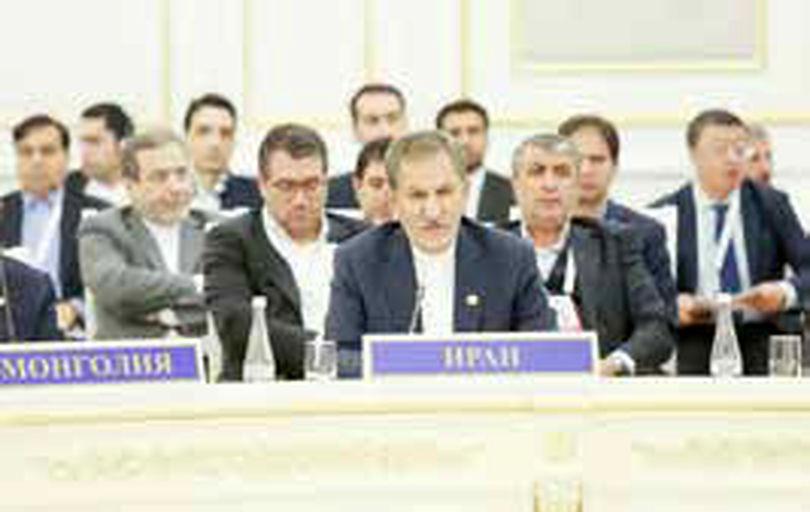 ایران جایگاه ویژهای برای همکاری های منطقهای قائل است