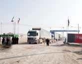 توقف بیش از ٢ هزار کامیون در پشت مرز دوغارون