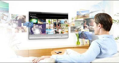 تلویزیون هوشمند، عضو ضروری خانههای آینده