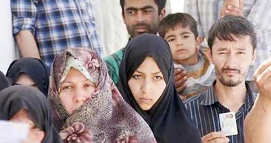 مهاجرانی که در ایران مطالبات بسیار جدی دارند