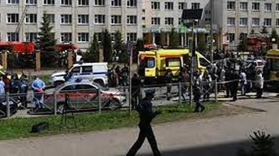 تیراندازی در مدرسهای در روسیه با 11 کشته