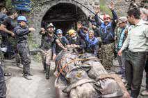 حفر تونل در مسیر گاز، علت حادثه معدن هجدک کرمان بود