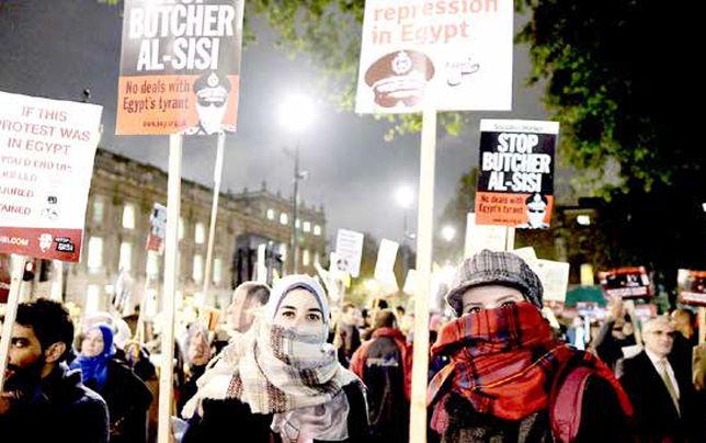 السیسی و ترس از تکرار بهار عربی