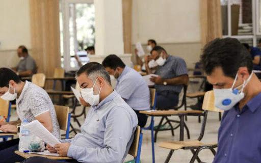 داوطلبان تهرانی، بیشترین رتبه اولیها
