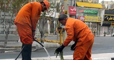 معوقه مزدی کارگران شهرداری اندیمشک به 11 ماه رسید