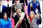 رسمیت رئیسجمهوری ونزوئلا به تعلیق درآمد