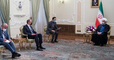 توسعه و تعمیق روابط اقتصادی ایران و روسیه همپای روابط سیاسی