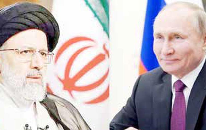 رئیسی در تاجیکستان با پوتین دیدار میکند