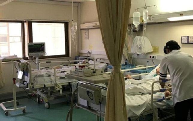 بستری کودک آزاردیده سبزواری در بیمارستان