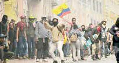 دولت و مردم اکوادور  بر سر لغو حذف یارانه سوخت به توافق رسیدند
