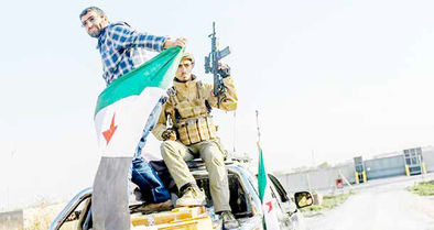 ارتش سوریه به کمک کردها شتافت