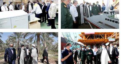 گامهای ماندگاری برای رفع مشکلات بنیادین بوشهر برداشته میشود