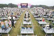 کنسرت در پارک، 2500 نفر بهجای 45000 نفر