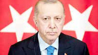 اردوغان: امیدوارم فرانسه هرچه زودتر از شر ماکرون خلاص شود
