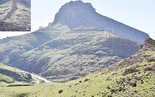 گاوری؛ تاریخی و ایستاده در مرز