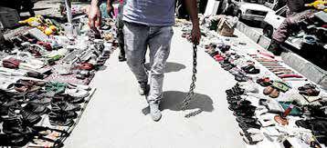 رپ معترض در مقابل «ژانر نکبت»