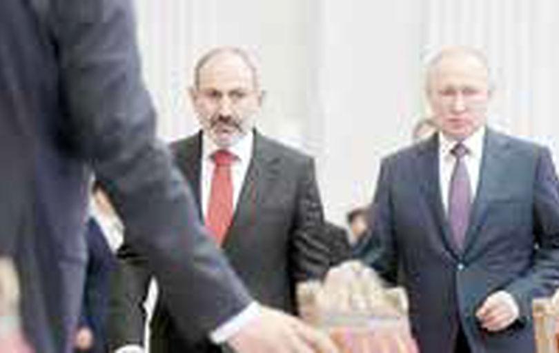 روسیه، آمریکا و فرانسه خواستار «توقف فوری» جنگ قرهباغ شدند