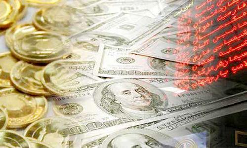 لبخند بورس، سقوط آزاد سکه