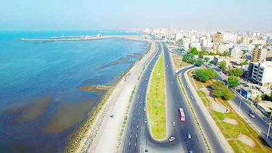 از خلیج نیلگون تا مرز کویر