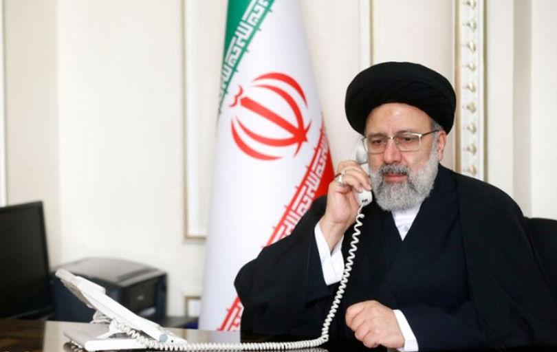 گفتوگوی تلفنی رئیسی با رئیس شورای عالی قضایی عراق