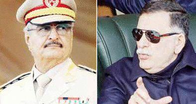 فرمانده خودخوانده ارتش داعیه فتح طرابلس را دارد