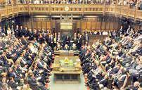 مخالفت پارلمان بریتانیا با طرح برگزیت جانسون