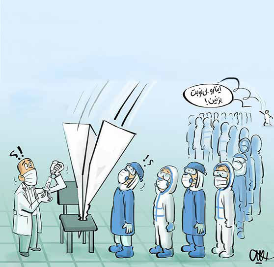 تاکید رئیسجمهور بر شفافسازی در روند واکسیناسیون